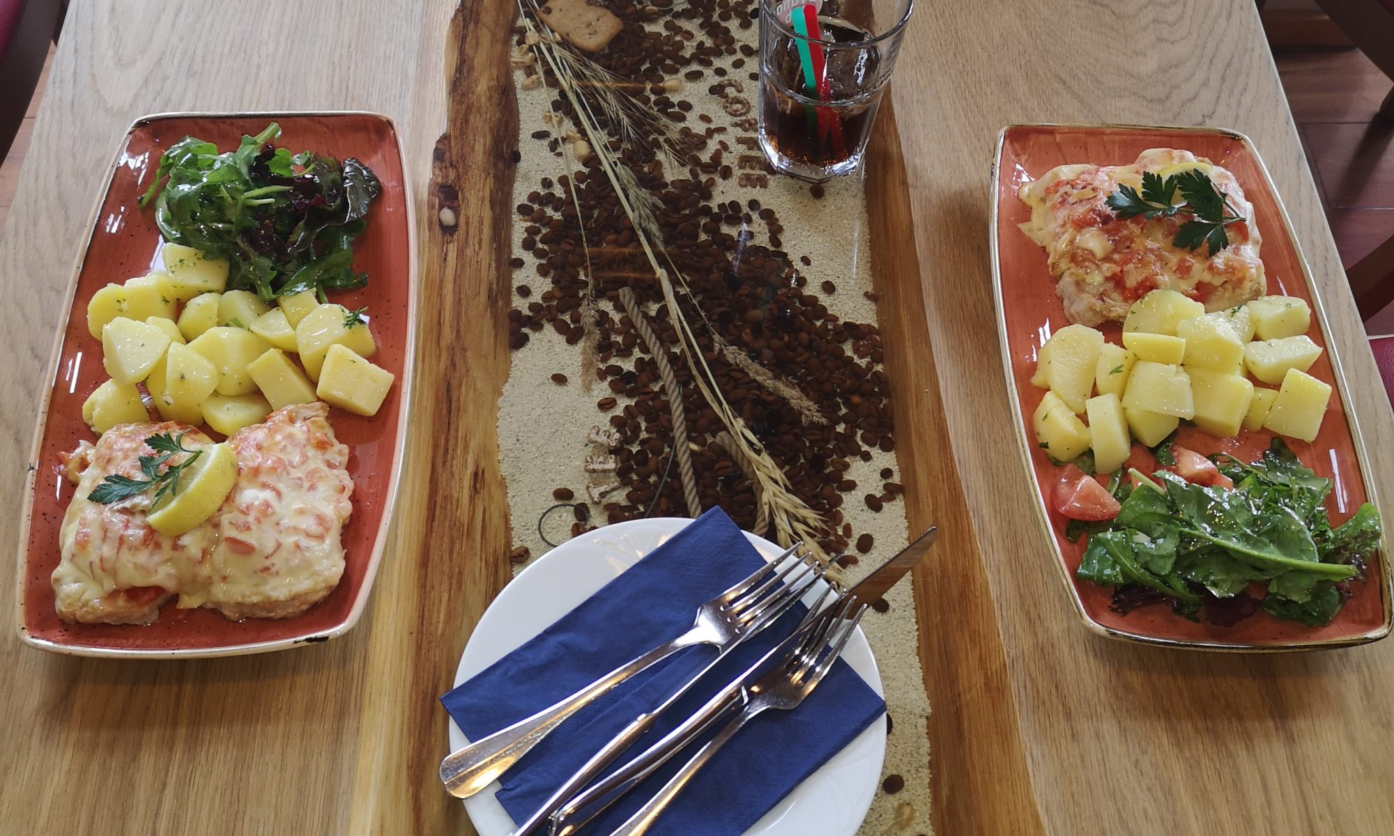 Aktionen im Hiddenseer Hafenrestaurant